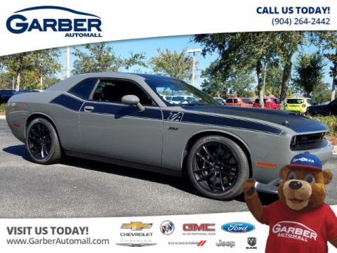 New Dodge Challenger T/A 392 2dr Coupe