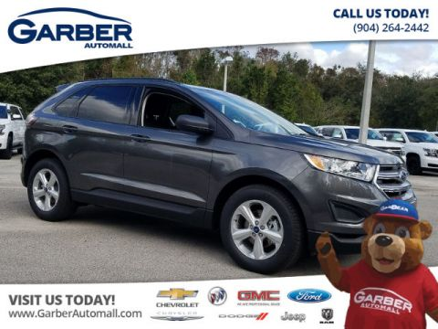 New Ford Edge SE 4dr Crossover