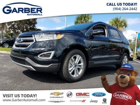 New 2017 Ford Edge SEL 4dr Crossover