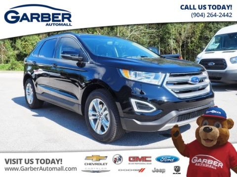 New Ford Edge SEL 4dr Crossover