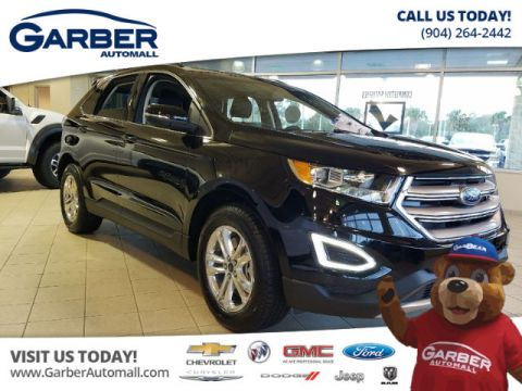 New Ford Edge AWD SEL 4dr Crossover