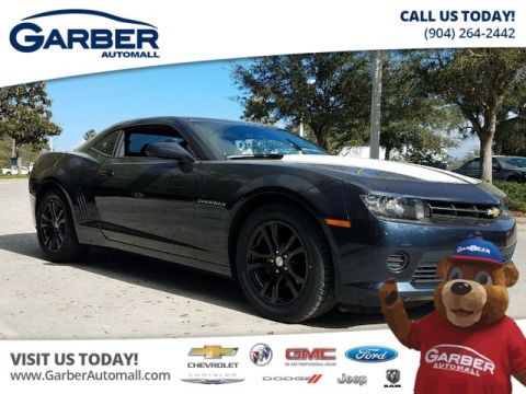 Used Chevrolet Camaro LS