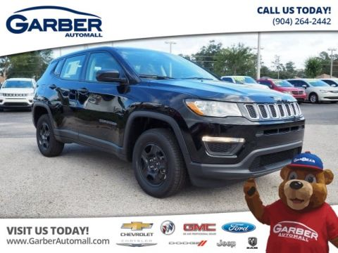 New 2018 Jeep Compass 4x4 Sport W/EXTRA REBATES