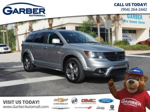 Used Dodge Journey Crossroad