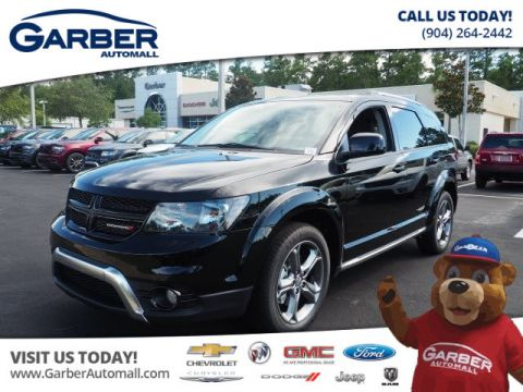 New Dodge Journey Crossroad 4dr SUV