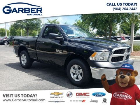 New 2018 RAM 1500 Tradesman/Express