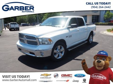 New RAM 1500 4x2 Big Horn 4dr Crew Cab -in Loaner Status-