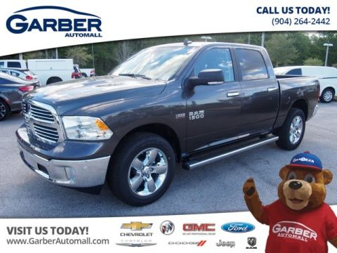 New RAM 1500 4x4 Big Horn 4dr Crew Cab 5.5 ft. SB Pickup