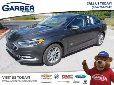 New Ford Fusion Energi SE Luxury 4dr Sedan