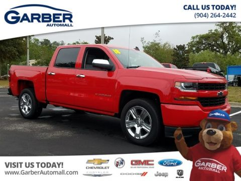 New Chevrolet Silverado 1500 Silverado Custom