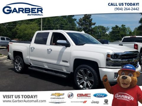 New Chevrolet Silverado 1500 High Country
