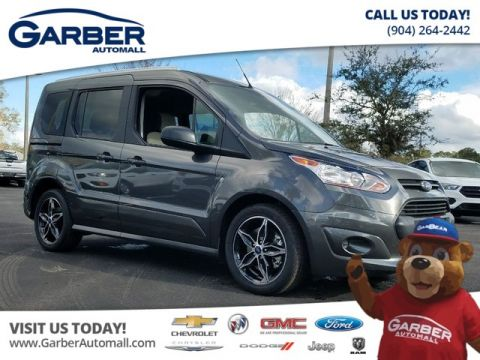 New 2018 Ford Transit Connect XLT w/Rear Liftgate