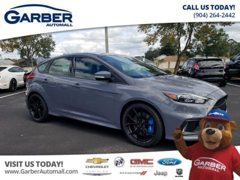 New Ford Focus RS AWD RS 4dr Hatchback