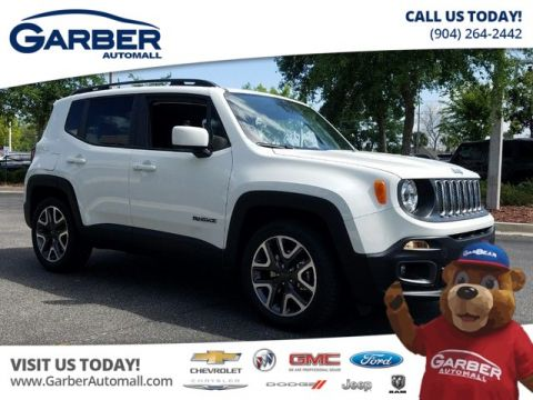 New 2018 Jeep Renegade Latitude W/EXTRA REBATES