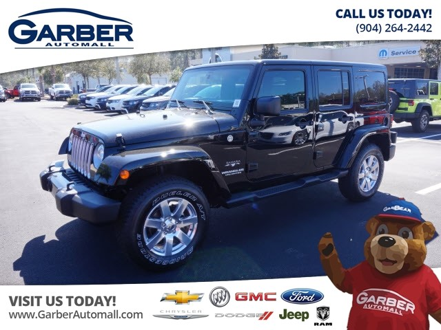 New Jeep Wrangler Unlimited Sahara Suv Suv In Green