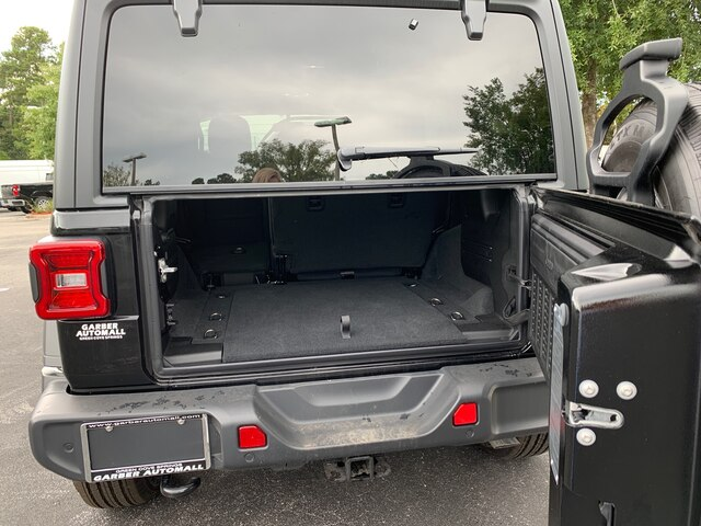 New 2019 Jeep Wrangler Unlimited Sport 4x4, Trailer Tow Group, Hard Top
