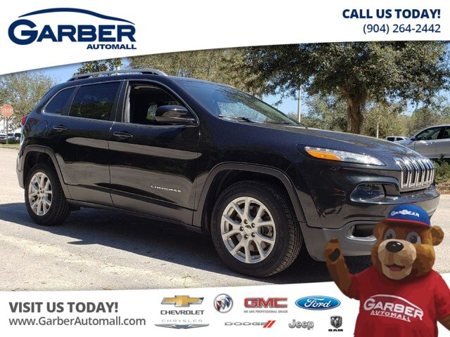 pre-owned 2016 jeep cherokee latitude suv in green cove springs