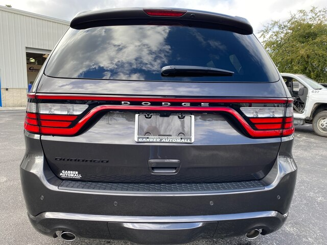 New 2020 Dodge Durango SXT, Blacktop Package, Roof,Trailer Tow