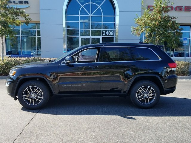 New 2018 Jeep Grand Cherokee Laredo X Package SUV in Green ...