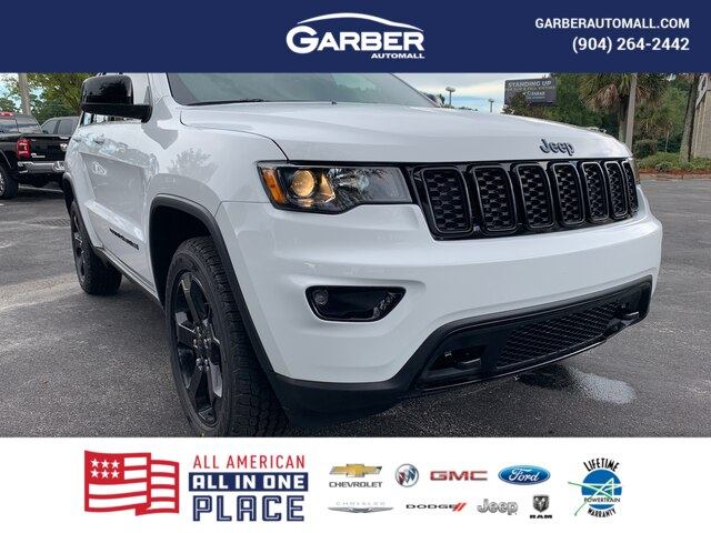 New 2020 Jeep Grand Cherokee Laredo Uplander 4x4