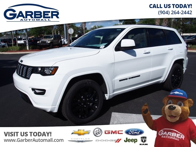 New Jeep Grand Cherokee Laredo Suv Suv In Green Cove