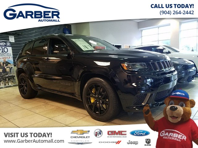 New 2018 Jeep Grand Cherokee Trackhawk 707 Horsepower