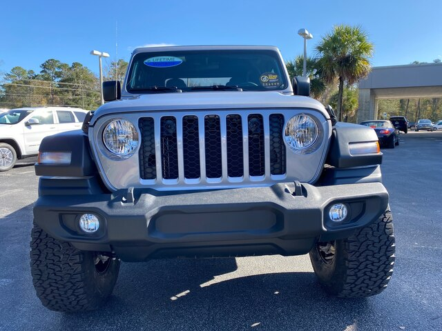 New 2020 Jeep Gladiator Sport 4x4, BAJA EDITION