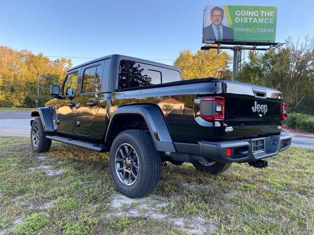 New 2020 Jeep Gladiator Overland 4x4, one of a kind, loaded, Hard Top