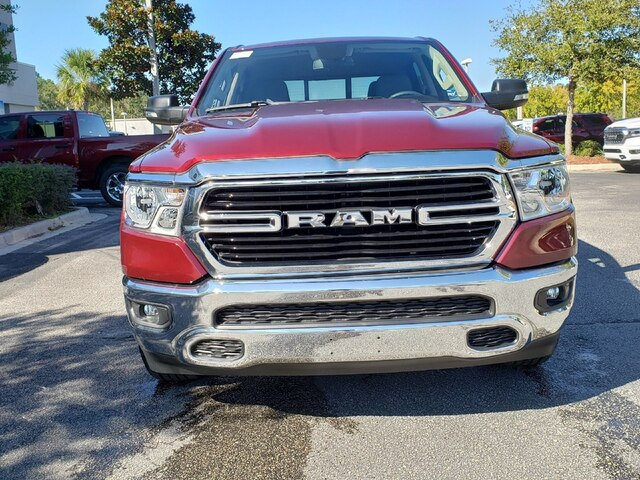New 2019 RAM 1500 Big Horn Crew 4x2 Hemi, Level 1 Group