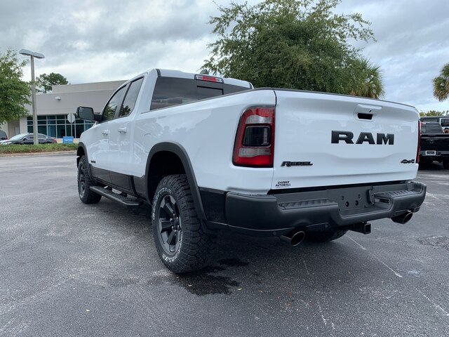New 2020 Ram 1500 Rebel 4x4, currently in Loaner Service