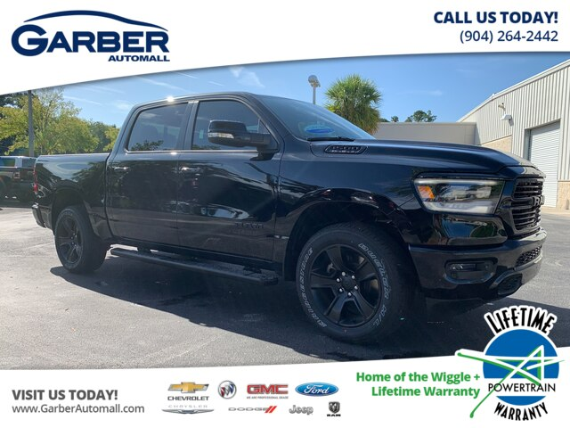 New 2020 Ram 1500 Big Horn 4x4 Night Edition Navi 4wd