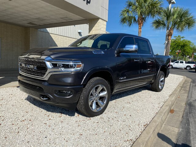 New 2020 Ram 1500 Limited 4x4, Dual Pana Roof