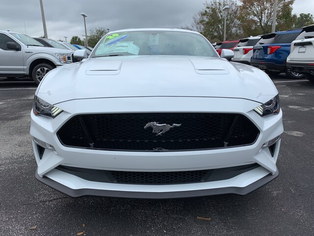 New 2020 Ford Mustang GT, 300A, Spoiler, Push Button Start,