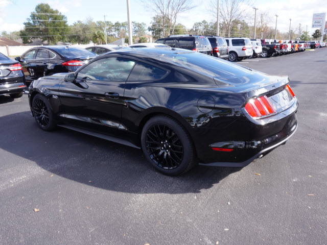 new 2017 ford mustang gt premium 2dr fastback coupe in green cove springs h5270876 garber. Black Bedroom Furniture Sets. Home Design Ideas