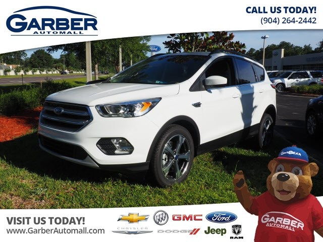 New Ford Escape Se Suv Suv In Green Cove Springs