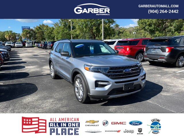 New 2020 Ford Explorer XLT, 202A, 360 Assist, Remote Start, NAV
