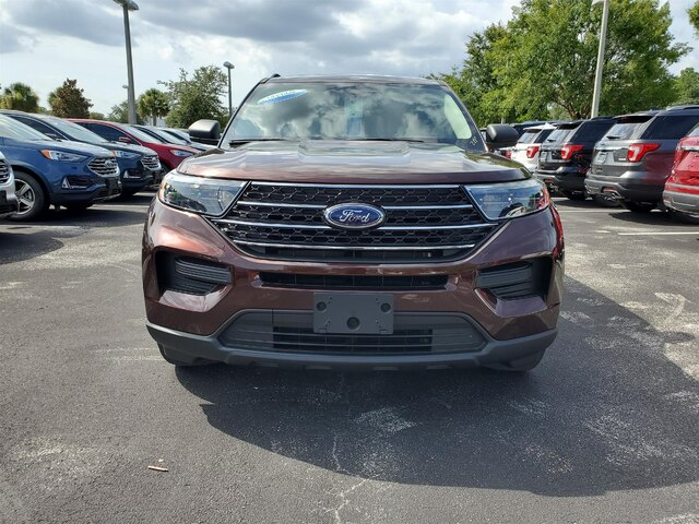 New 2020 Ford Explorer XLT, 200A, Tow Package, 360 Assist