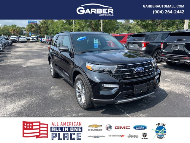 New 2020 Ford Explorer XLT, 202A, Tow Package, 20 Wheels, 360 Assist