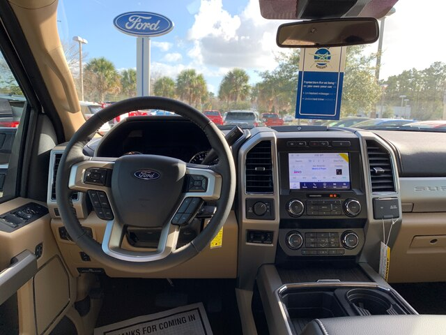 New 2020 Ford F-250SD Lariat, 608A, NAV, Remote Start, V8 Diesel