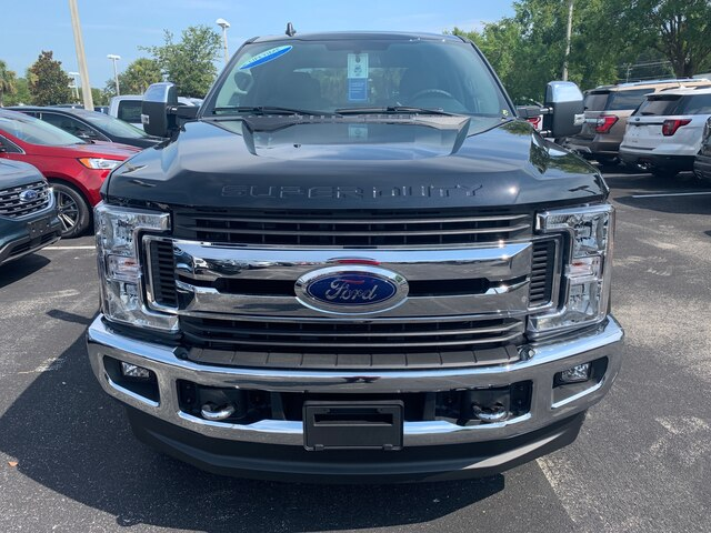 New 2019 Ford F-350 XLT, Diesel. Prem Package, FX4, NAV