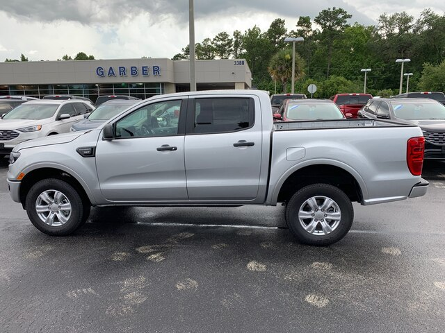 New 2019 Ford Ranger XLT, Tow Package, Locking Differential