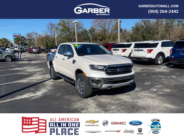 New 2020 Ford Ranger Lariat, 501A, Remote Start,Running Boards
