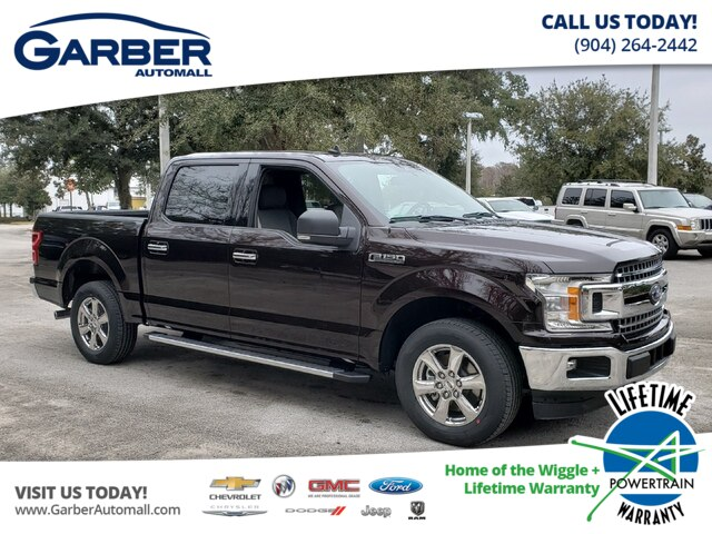 Ford F150 Xlt >> New 2019 Ford F 150 Xlt Rwd 4d Supercrew