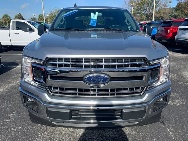 New 2020 Ford F-150 XLT, 302A, NAV, Flex Fuel, V8