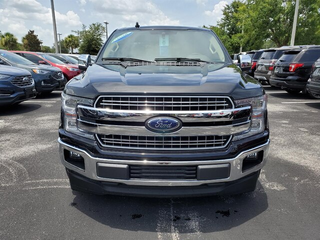 New 2019 Ford F-150 Lariat, V8, Moonroof, NAV, Tow Package