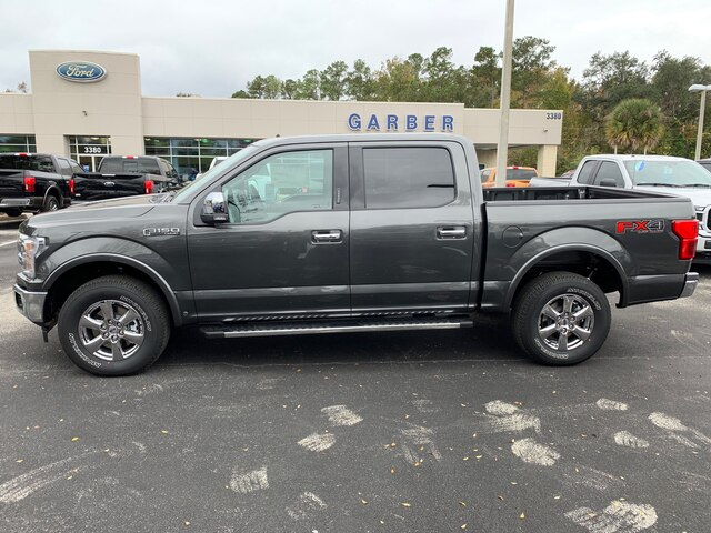 New 2020 Ford F-150 Lariat, 502A, Remote Start, Heated Steering, NAV,