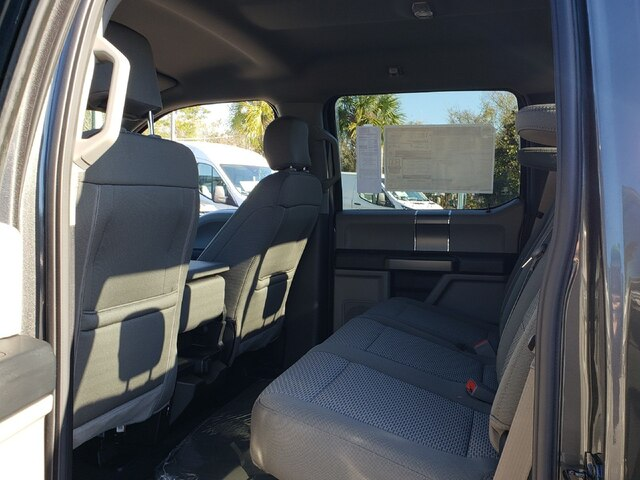 New 2019 Ford F-150 XLT CREW CAB 302A