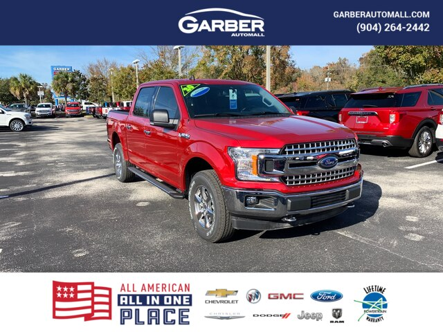 New 2020 Ford F-150 XLT, 302A, NAV, Flex Fuel, Curve Control,