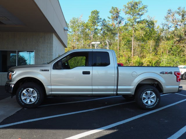 Green Light Auto Sales >> New 2018 Ford F-150 4x4 XLT 4dr SuperCab 6.5 ft. SB Truck in Green Cove Springs #JFA46592 ...