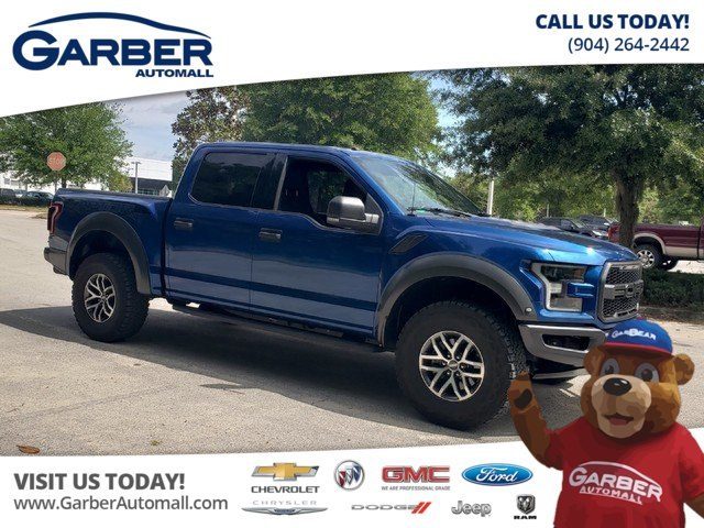 Pre Owned 2017 Ford F 150 Raptor